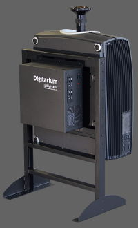 Digitarium Lambda Plus with frame option